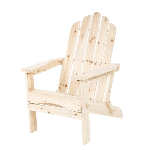 Shine Company Inc. Marina Folding Adirondack Chair