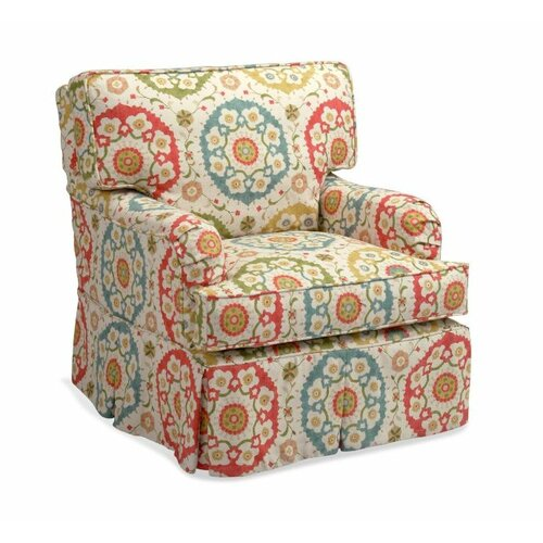 Amber Accent Glider Chair