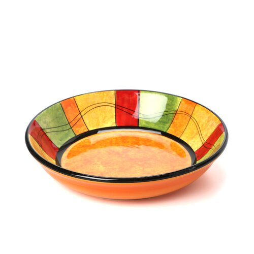 Certified International Caliente by Joy Hall Soup/Pasta Bowl
