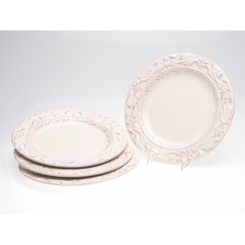 "Certified International Firenze 11.5"" Dinner Plate by Pamela Gladding"
