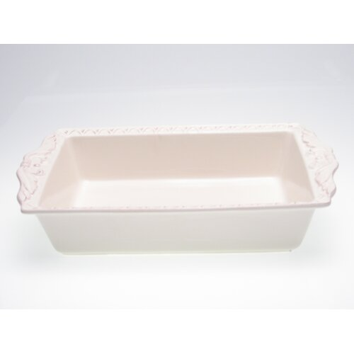 Certified International Firenze Ivory Rectangular Baker by Pamela Gladding
