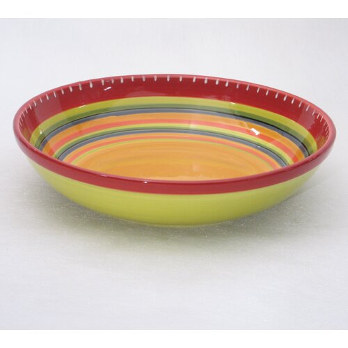 "Certified International Hot Tamale 13"" Serving and Pasta Bowl"