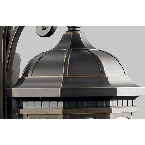 Kichler Courtyard Outdoor Wall Lantern