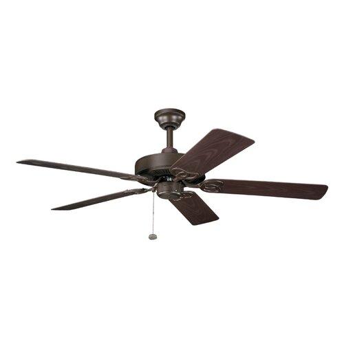 """Kichler 52"""" Sterling 5 Blade Patio Ceiling Fan"""
