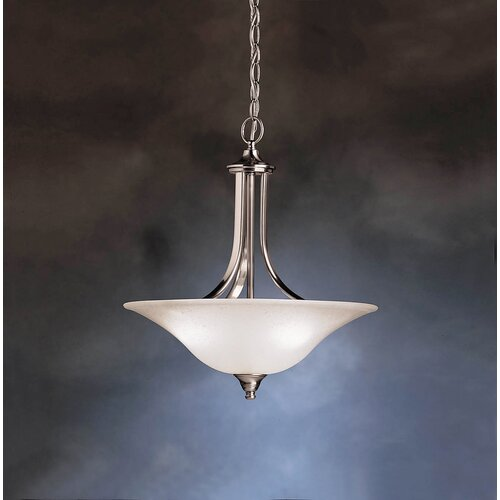 Kichler Hastings 1 Light Convertible Inverted Pendant