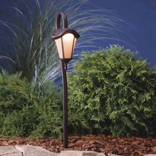 Kichler Lafayette Lantern Path Light