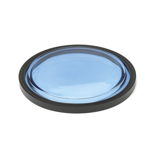 Blue Lens with Gasket