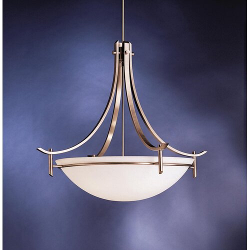Olympia 5 Light Inverted Pendant
