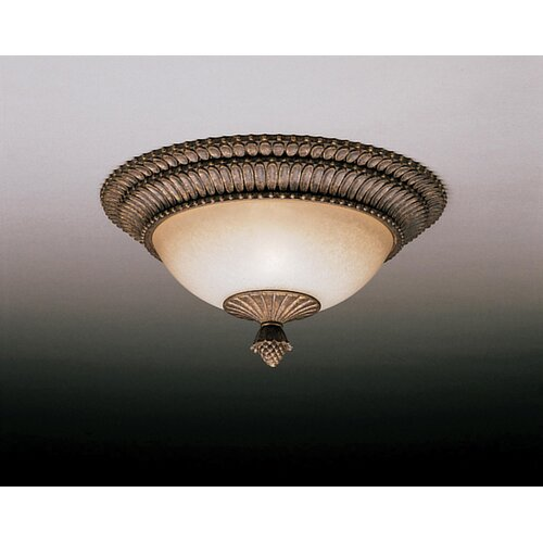 Kichler Larissa 2 Light Flush Mount