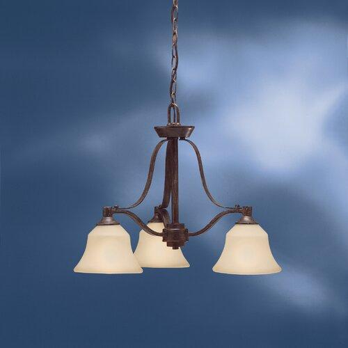 Kichler Langford 3 Light Chandelier