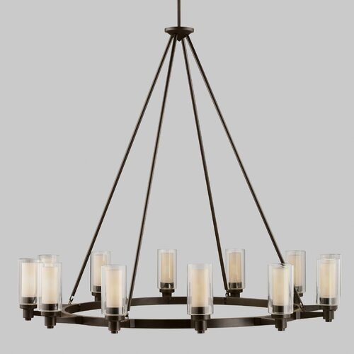 Kichler Circolo 12 Light Chandelier