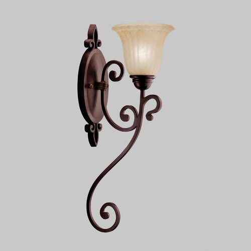 Kichler Wilton 1 Light Wall Sconce