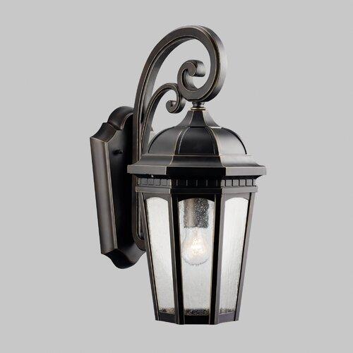 Kichler Courtyard Outdoor Wall Lantern