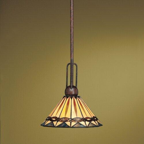 Kichler Tiffany 1 Light Mini Pendant