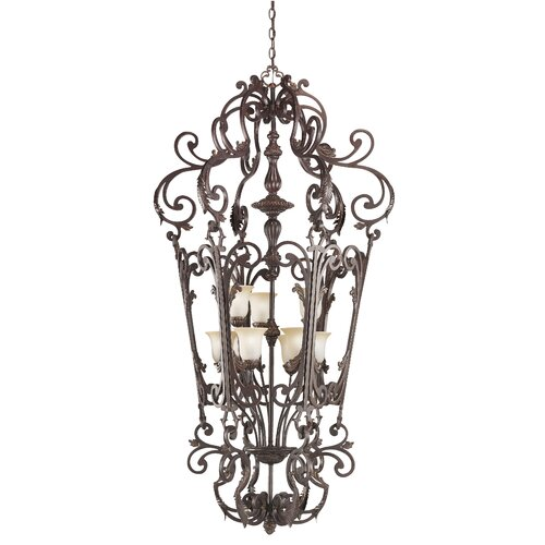 Kichler Rochelle 9 Light Foyer Pendant