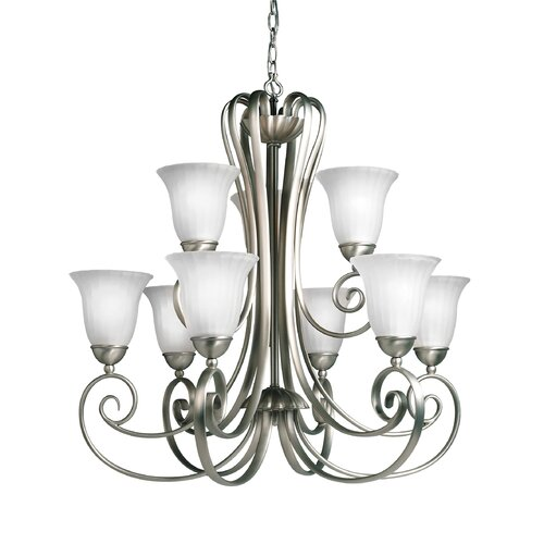 Kichler Willowmore 9 Light Chandelier