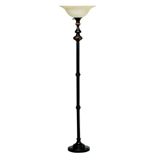 Kichler Clayton Torchiere Floor Lamp