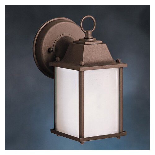Kichler Cast Aluminum Outdoor Wall Lantern