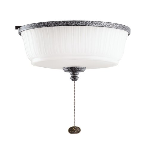 Kichler One Light Ceiling Fan Light Kit