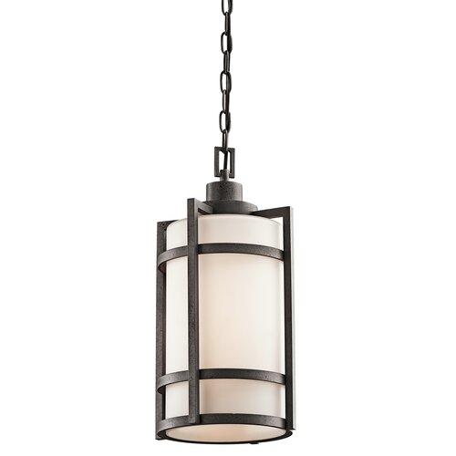 Kichler Camden 1 Light Outdoor Hanging Lantern