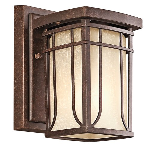 Kichler Riverbank Outdoor Wall Lantern