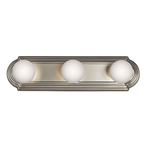 Kichler 3 Light Vanity Light