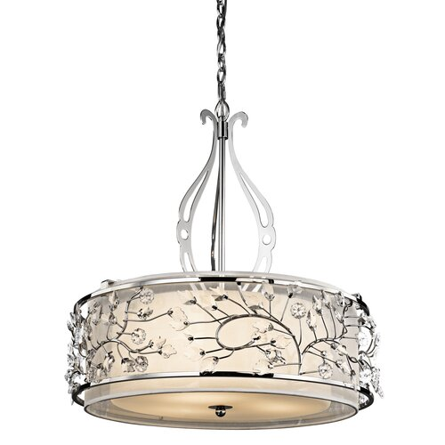 Kichler Jardine 3 Light Drum Pendant