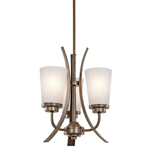 Coburn 3 Light Chandelier