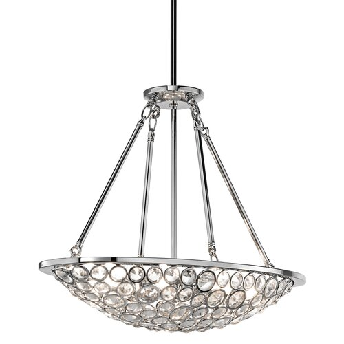 Liscomb 8 Light Chandelier