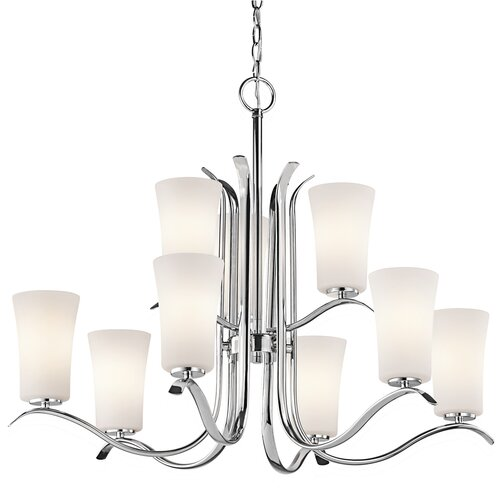 Kichler Armida 9 Light Chandelier