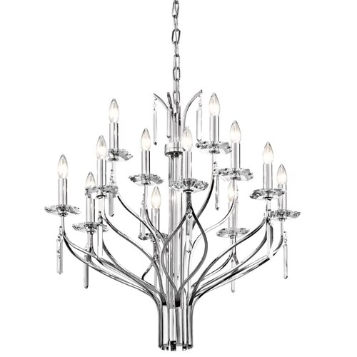 Kichler Aliso 12 Light Chandelier