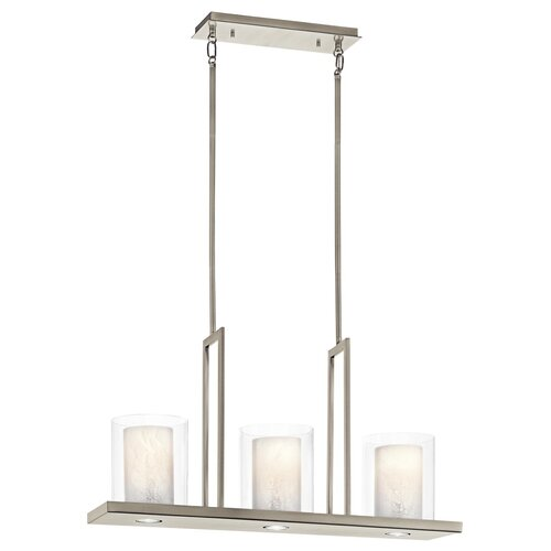Kichler Triad 3 Light Chandelier