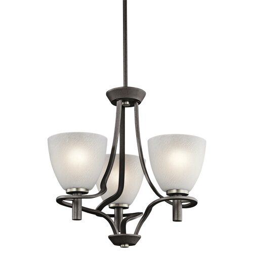 Kichler Neillo 3 Light Mini Chandelier