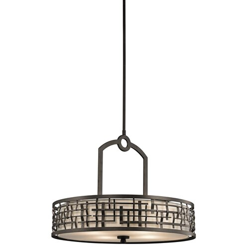 Kichler Loom 4 Light Chandelier