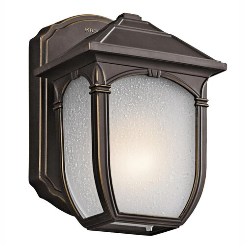 Kichler Lakeway 1 Light Outdoor Wall Lantern