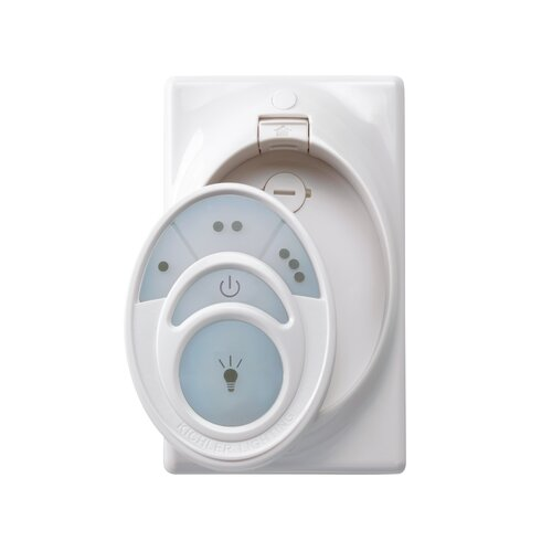 Kichler Limited Function Cooltouch Ceiling Fan Wall Control