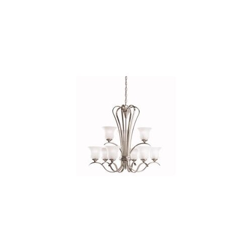 Kichler Wedgeport 9 Light Chandelier