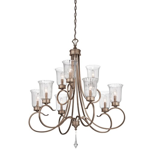 Kichler Malina 9 Light Chandelier