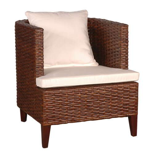 Ellese Fabric Barrel Chair