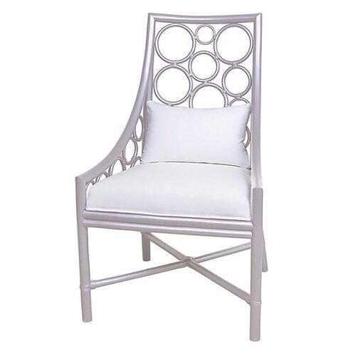 Roman Fabric Side Chair