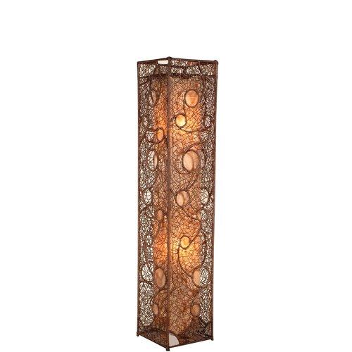 Jeffan Mimosa Decorative Floor Lamp & Reviews | Wayfair