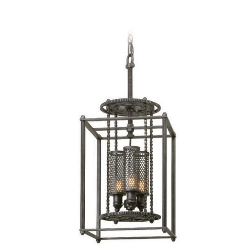 Atlas 3 Light Foyer Pendant