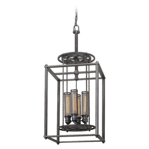 Atlas 4 Light Foyer Pendant
