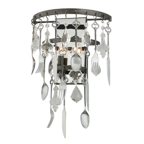 Troy Lighting Bistro 2 Light Wall Sconce
