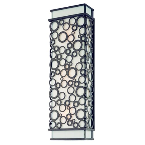 Troy Lighting Aqua Exterior 3 Light Wall Sconce
