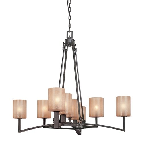 Troy Lighting Austin 9 Light Chandelier
