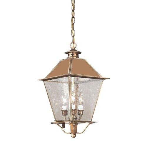 Troy Lighting Montgomery 3 Light Hanging Lantern