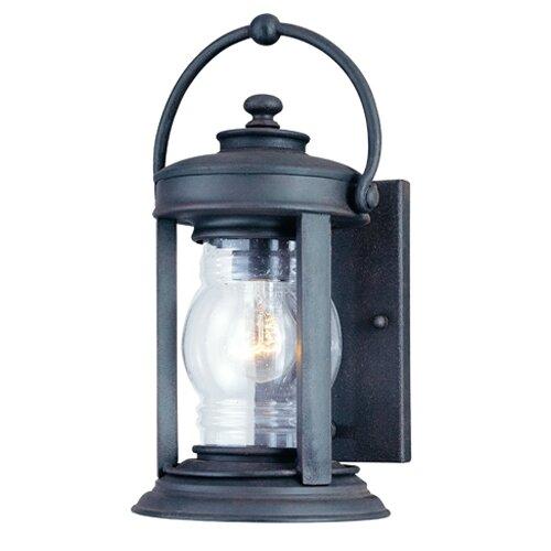 Troy Lighting Station Square 1 Light Wall Lantern