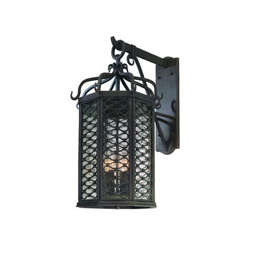Troy Lighting Los Olivos Outdoor Wall Lantern