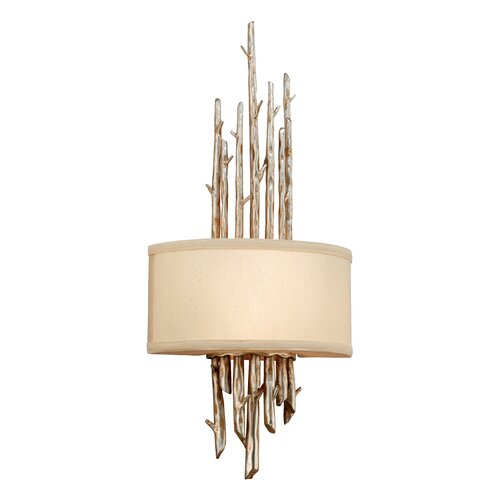 Troy Lighting Adirondack 2 Light Wall Sconce